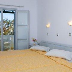 Отель Okeanis Beach комната для гостей