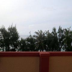 Отель Coral Queen Inn Мале балкон