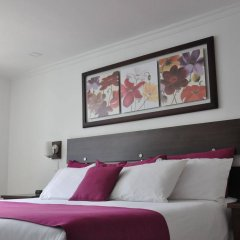 Отель Arhuaco Колумбия, Санта-Марта - отзывы, цены и фото номеров - забронировать отель Arhuaco онлайн комната для гостей фото 5
