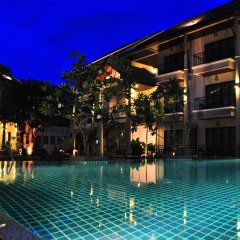 Отель Navatara Phuket Resort бассейн
