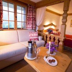 Отель Le Grand Chalet комната для гостей