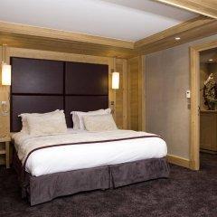Отель Le Kaïla Méribel комната для гостей фото 3