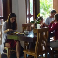 Отель Truc Huy Villa питание фото 2