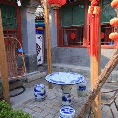 Отель Liuhe Courtyard Hotel Китай, Пекин - отзывы, цены и фото номеров - забронировать отель Liuhe Courtyard Hotel онлайн бассейн фото 2