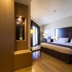 Отель Eurostars Monumental сейф в номере