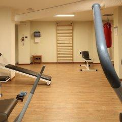 Hotel Du Lac et Bellevue фитнесс-зал