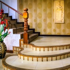Отель Casanova Inn сауна