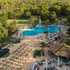 Hotel Exagon Park Club & Spa пляж фото 2