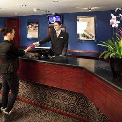 Mercure Edinburgh City - Princes Street Hotel интерьер отеля