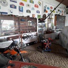Отель Alojamento O Tordo Алкасер-ду-Сал гостиничный бар