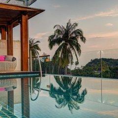 Отель The Pelican Residence & Suite Krabi Таиланд, Талингчан - отзывы, цены и фото номеров - забронировать отель The Pelican Residence & Suite Krabi онлайн бассейн фото 3