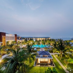 Отель Sunrise Premium Resort Hoi An пляж фото 2