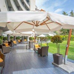 Отель Eurostars Monte Real Испания, Мадрид - отзывы, цены и фото номеров - забронировать отель Eurostars Monte Real онлайн бассейн