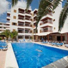 Отель Poseidon II бассейн фото 2