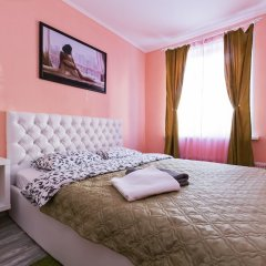 Гостиница MaxRealty24 Putilovka, Geroev Panfilovcev 9k1 комната для гостей фото 5