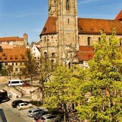 Отель Central Германия, Нюрнберг - отзывы, цены и фото номеров - забронировать отель Central онлайн