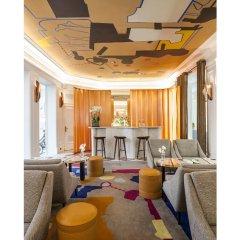 Отель Hôtel Vernet Франция, Париж - 3 отзыва об отеле, цены и фото номеров - забронировать отель Hôtel Vernet онлайн балкон