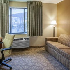 Отель Days Inn and Suites Richfield комната для гостей