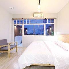 Отель Ekanake Hostel Таиланд, Бангкок - отзывы, цены и фото номеров - забронировать отель Ekanake Hostel онлайн комната для гостей фото 3