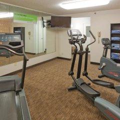 Отель La Quinta Inn & Suites Meridian фитнесс-зал