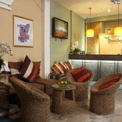 Piman Garden Boutique Hotel интерьер отеля