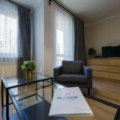 Отель RentPlanet - Apartament Koscielna комната для гостей фото 5