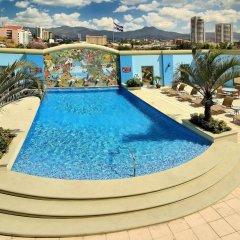 Отель Tegucigalpa Marriott Hotel Гондурас, Тегусигальпа - отзывы, цены и фото номеров - забронировать отель Tegucigalpa Marriott Hotel онлайн бассейн