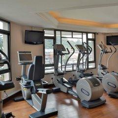 Отель Swissotel Merchant Court Singapore фитнесс-зал