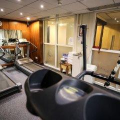 Arora Hotel Manchester фитнесс-зал фото 2