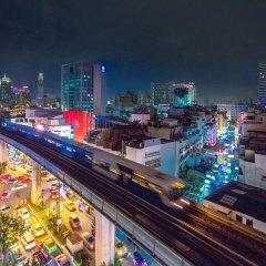 Отель Top Inn Sukhumvit Бангкок балкон
