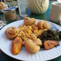 Отель Gloriana Hotel Ямайка, Монтего-Бей - отзывы, цены и фото номеров - забронировать отель Gloriana Hotel онлайн питание фото 2