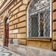 Апартаменты The Old Town Luxury Hideaway Apartment Прага комната для гостей фото 5
