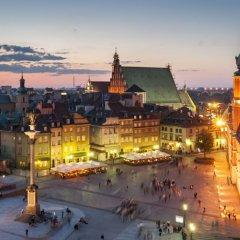 Отель InterContinental Warszawa Польша, Варшава - 3 отзыва об отеле, цены и фото номеров - забронировать отель InterContinental Warszawa онлайн фото 5