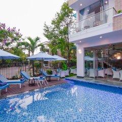 Отель Villa of Tranquility Вьетнам, Хойан - отзывы, цены и фото номеров - забронировать отель Villa of Tranquility онлайн бассейн фото 2