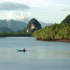 Отель Krabi River Hotel Таиланд, Краби - отзывы, цены и фото номеров - забронировать отель Krabi River Hotel онлайн приотельная территория фото 2