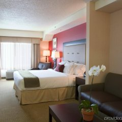 Отель Holiday Inn Express-Washington DC комната для гостей фото 2