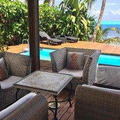 Отель Villa Maharepa Beach by Enjoy Villas Villa 3 бассейн