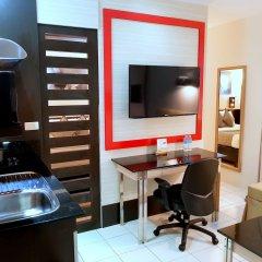 Отель Executive Plaza Hotel Филиппины, Манила - отзывы, цены и фото номеров - забронировать отель Executive Plaza Hotel онлайн в номере фото 2