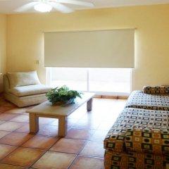 Отель & Suites Las Palmas Мексика, Сан-Хосе-дель-Кабо - отзывы, цены и фото номеров - забронировать отель & Suites Las Palmas онлайн комната для гостей фото 3