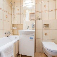 Апартаменты Rondo ONZ P&O Apartments ванная