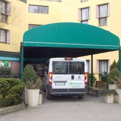 Отель Holiday Inn Milan Linate Airport Пескьера-Борромео городской автобус