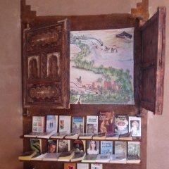 Отель La petite kasbah Марокко, Загора - отзывы, цены и фото номеров - забронировать отель La petite kasbah онлайн интерьер отеля фото 2