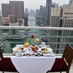 Dusit Residence Dubai Marina Hotel балкон