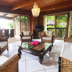 Отель Villa Maharepa Beach by Enjoy Villas Villa 3 комната для гостей фото 3