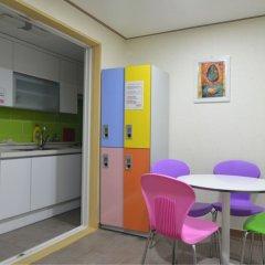 Kimchee Downtown Guesthouse - Hostel в номере