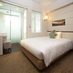 Отель Solaria Nishitetsu Hotel Ginza Япония, Токио - отзывы, цены и фото номеров - забронировать отель Solaria Nishitetsu Hotel Ginza онлайн комната для гостей фото 3