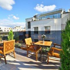 Beethoven Hotel & Suite Турция, Стамбул - отзывы, цены и фото номеров - забронировать отель Beethoven Hotel & Suite онлайн балкон