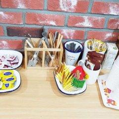 Отель 24 Guesthouse Daehakro Южная Корея, Сеул - отзывы, цены и фото номеров - забронировать отель 24 Guesthouse Daehakro онлайн питание фото 2