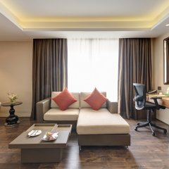 Отель Holiday Inn Kolkata Airport комната для гостей