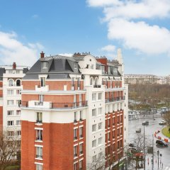 Hotel Murat Париж балкон